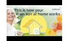 This is How your Own Sun at Home Works Video