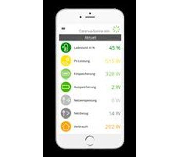 Caterva - Energy Monitor App