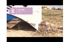 Technical Video for Solarino Beach Cleaner Robot