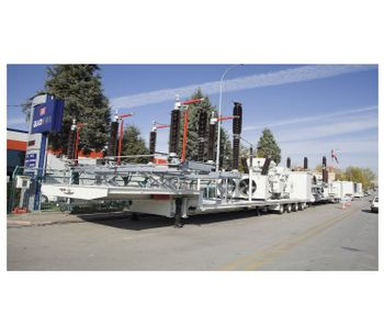 Elko - Mobile Transformer Substations