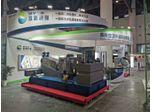 Leading MDS Volute Sludge Dewatering Machine Supplier attending Water Exhibition
