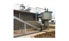 Maoyuan - Model WSF - Sand Water Separator