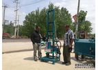 Shengte - Model AKL-150P - Small Water Drilling Machine