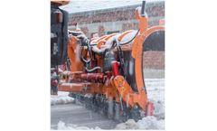 Rasco - Model MSP - Snow Plough