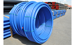 Elmo-plast - Model HDPE100 RC - Pressure pipe