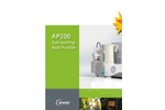 Acid Purifier AP200 Brochure
