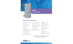 Novatech - Model 1234 - Oxygen Sensor Brochure