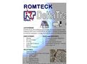 Romteck DeltaTrack Data Sheet
