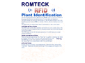 Romteck - IoT Tracking Systems Brochure