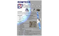 DeltaTrack - Vehicle Tracking Fleet Management System Brochure