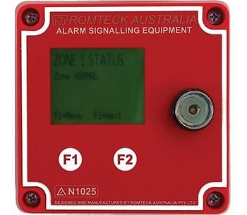 Romteck - Fire Alarm Monitoring System
