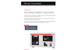 ATEQ - Model D620 - Flow Tester Brochure
