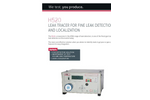 ATEQ - Model H520/H570 - Tracer Gas Leak Tester  Brochure