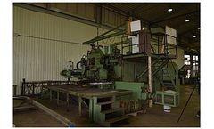 AWS-Schäfer - Model SRBMI 300 - Pipe Bending Machine