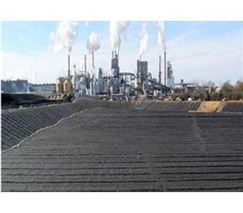HDPE Geomembrane Liner for Industrial Application - Water and Wastewater - Water Treatment