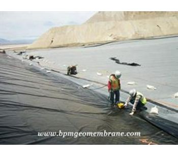 Landfill Liner for Waste Containment Application - Waste and Recycling