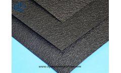 BPM - Textured HDPE Geomembrane