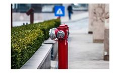 Sensors2Net Smart Hydrant - Master - Model SHM - Continuous and Real-Time Information System