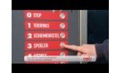 DiBO activate self-carwash programs Video