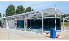 DiBO - Model 2000 - Self Carwash System