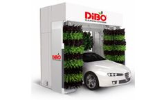 DiBO - Model S4 - Gantry Car Wash System