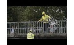Water Control Dam Lock Gate by Martin Childs Video