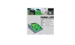 Farm Life - Water Detector Brochure