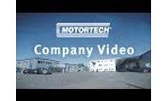 Motortech Company Video 2018