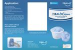 FIBALON Skimmy Universal Pre-Filter - Brochure