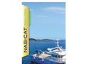 NabCat - Model 1350/750 PM - Feeding and Service Vessel