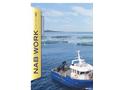NabWork - Model 1065/500 - Single Hull Aquaculture Boat