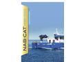 NabCat - Model 1498/1000 MD 1-Etg - Fish Farming Boat