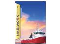NabWork - Model 2398/1120 MD - Single Hull Multi Purpose Service Vessel