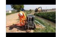 B60-220 Self Priming Jetting Pump Video