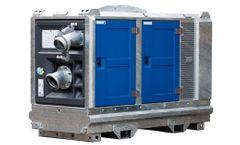 BBA Pumps - Model BA100E D265 - Trash Water Pump