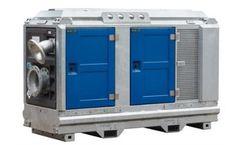 BBA Pumps - Model BA180E D315 - 8 Inch Diesel Unit