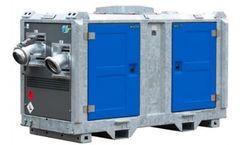 BBA Pumps - Model PT150 D185 - High Efficiency Wellpoint Dewatering Pump