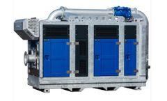 BBA Pumps - Model BA200E D405 - 8 Inch Water Pump