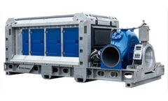 BBA Pumps - Model BA700G D810 - High Flow Flood Relief Mobile Pumps