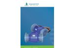 Aquamonix - Model 2020 ABS - Body Electromagnetic Flowmeter Brochure