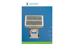 Aquamonix - Model I500 - Electromagnetic Water Flow Transmitter Brochure