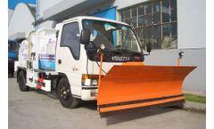 Haide - Model CHD2200TXC - Snow Plow