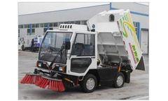 Haide - Model CHD5051TSL - Street Sweeper