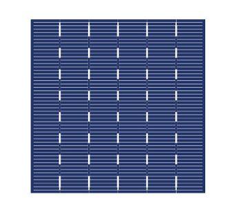 CE - Poly Crystalline Solar Cell