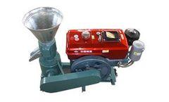 ABC - Model ZLSP - Flat Die Feed Pellet Machine