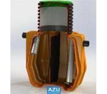 AZU - Model Orange - Grease Trap