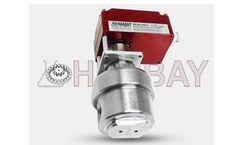 Hanbay - Model MCM-000XX-3-KFB-Series - Pressure Regulator Compact Electric Valve Actuators