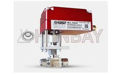 Hanbay - Model MCL-000XX-3-SS-31RS4 - Compact Electric Stainless-Steel Valve Actuators