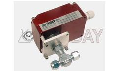 Hanbay - Model MCL-000XX-3-SS-4MG - Compact Electric Stainless-Steel Valve Actuators