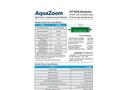 AquaZoom - Model DT - Reverse Osmosis Membrane Modules Brochure